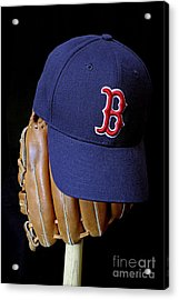 Red Sox Nation Acrylic Print by John Van Decker