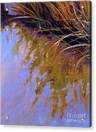 Reeds - No. 1 Acrylic Print