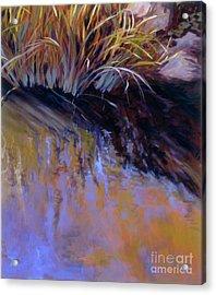 Reeds- No. 2 Acrylic Print