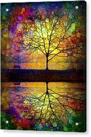 Reflected Dreams Acrylic Print
