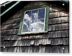 Reflecting Sky Acrylic Print by Jim Gillen