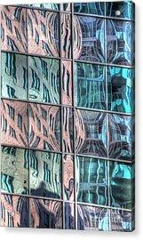 Reflection 19 Acrylic Print by Jim Wright