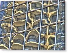 Reflection 7 Acrylic Print by Jim Wright