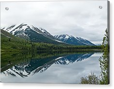 Reflection Montana  Acrylic Print