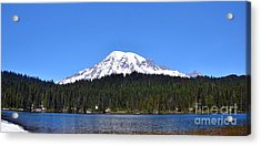 Reflection Lake Acrylic Print