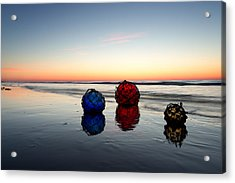 Acrylic Print featuring the photograph Reflection by Sharon Jones
