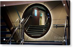 Reflection Stair Acrylic Print