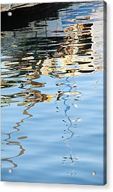 Reflections - White Acrylic Print