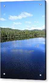 Reflections All Profits Go To Hospice Of The Calumet Area Acrylic Print
