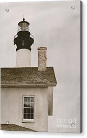 Reflections At Bodie Light Acrylic Print