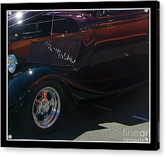 Acrylic Print featuring the photograph Reflections by Bobbee Rickard