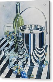 Reflections Ill Acrylic Print