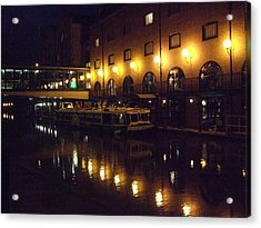 Acrylic Print featuring the photograph Reflections by Jean Walker