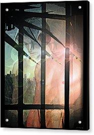 Reflections... Acrylic Print