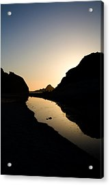 Reflections Acrylic Print by Kunal Ghate