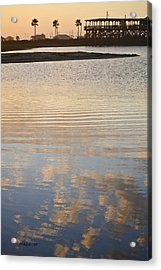 Reflections Of Dusk Acrylic Print