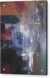 Reflections Of Me Acrylic Print by Robyn Punko