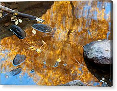 Acrylic Print featuring the photograph The Melting Pot by Jim Garrison