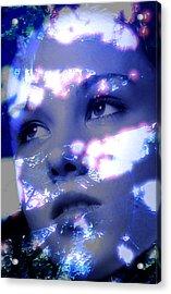 Reflective Acrylic Print by Richard Thomas