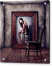 Reflejo Acrylic Print