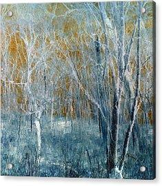 Refreshing Breeze Acrylic Print by Tom Druin