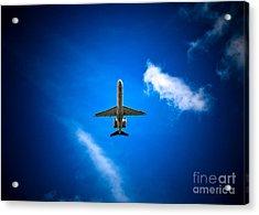 Regional Jet Acrylic Print