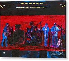 Rehearsal Acrylic Print by Alys Caviness-Gober