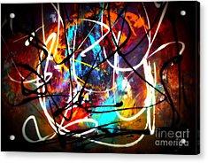 Reiivu  Acrylic Print