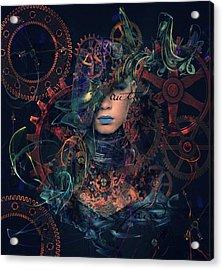 Reincarnation Acrylic Print