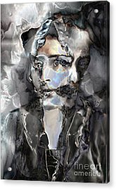 Reincarnation Acrylic Print by Ursula Freer