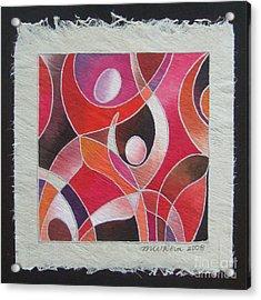 Reki IIi - Dance For Joy Acrylic Print