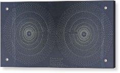 Relativity Acrylic Print