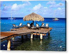 Acrylic Print featuring the photograph Relax by Haren Images- Kriss Haren