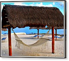 Acrylic Print featuring the photograph Relaxation Defined by Patti Whitten