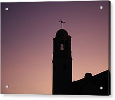 Acrylic Print featuring the photograph Religion by Nathan Rupert