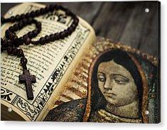 Religious Concept Acrylic Print