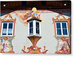 Religious Wall Mural Bavaria Acrylic Print