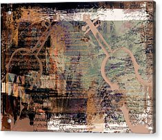 For Grace - Double Violin Concerto Acrylic Print