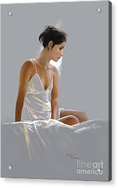 Remember Me Acrylic Print