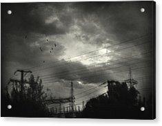 Remember Acrylic Print by Taylan Apukovska