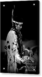 Remembering Ancestors Acrylic Print by Scarlett Images Photography