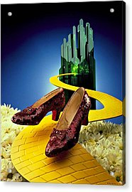 Remembering Oz Acrylic Print