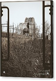 Reminiscent Of Earlier Travel Acrylic Print by James Aiken