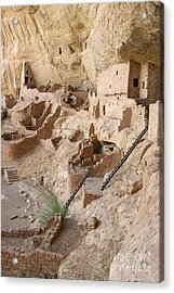 Remnants Of Civilization Acrylic Print