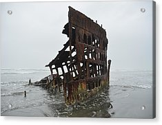 Remnants Of The Past Acrylic Print