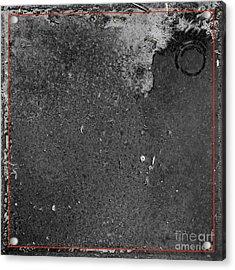 Remnants Xx Acrylic Print by Paul Davenport