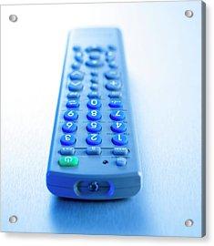 Remote Control Acrylic Print