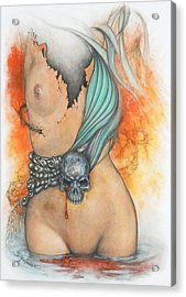 Renaissance  Acrylic Print by Guillaume Bruno