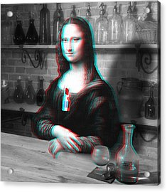 Renaissance's Altered States Acrylic Print