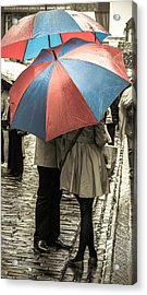 Acrylic Print featuring the photograph Rendezvous by Sergey Simanovsky